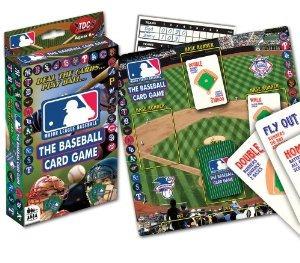 Juego Genérico Major League Card