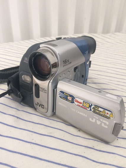 Jvc Digital Video Camera + Tripé Médio