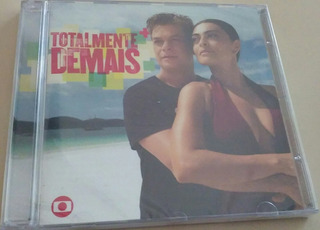 Cd Da Novela Totalmente Demais Nacional