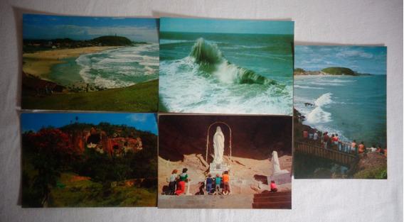Cartão Postal Tôrres Rio Grade Do Sul
