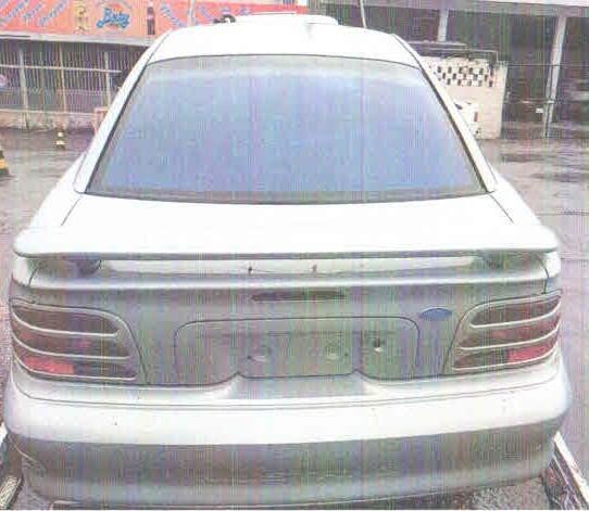 Ford Mustang 1995 Sucata Para Peças