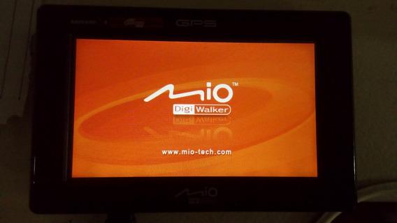 Gps Mio C320 Touchscreen 4 Rodas Calculadora E Sincronizador