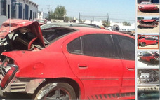 Pontiac Grand Am Por Partes Motor Caja Etc...