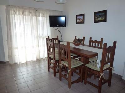 Pinamar 1 Cuadra Del Mar 6/centro/parrilla/cochera Impecable