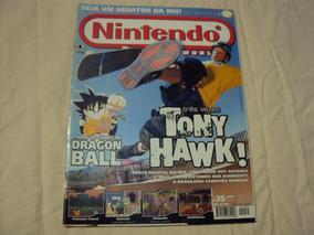 Revista Nintendo World Número 25 Capa Gamecube
