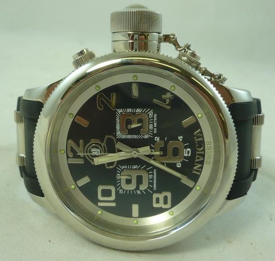 Relogio Invicta Russian Diver 4578 / 60 Mm No Brasil