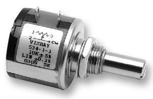 Potenciometro Vishay Modelo 534