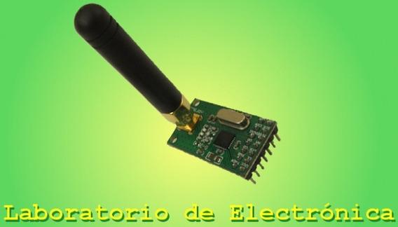 Módulo Rf Radiocom Nrf905 433/868/915mhz Transceptor