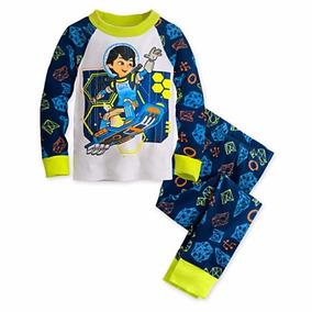 Pijama Niño Diney Miles Del Mañana