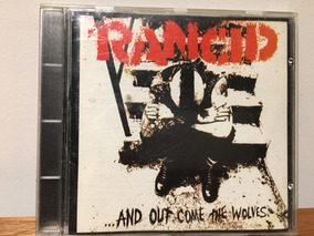 Cd Rancid - And Out Come The Wolves