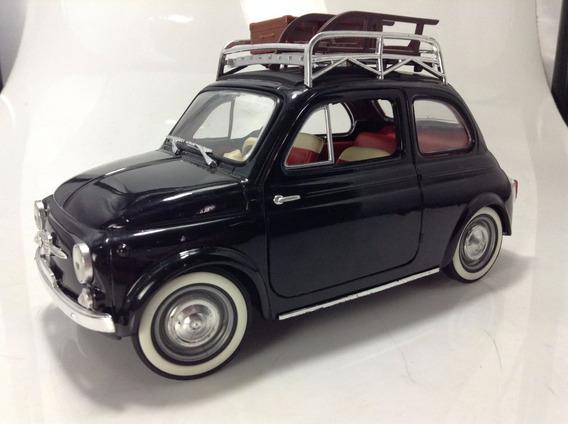 Fiat 500 Solido 1/18