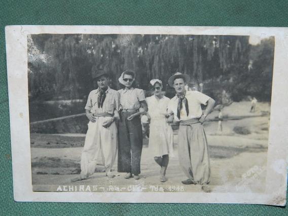 Postal De Cordoba - Achiras