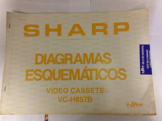 Diagrama Elétrico Sharp - Cod.397