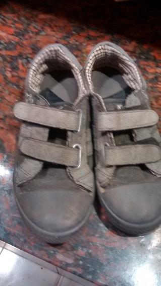 Zapatillas Kickers Usadas 35