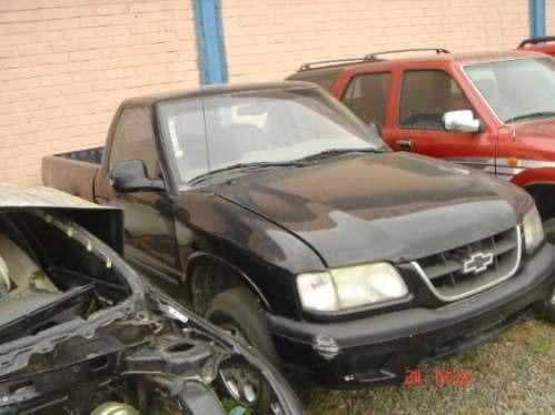 Sucata Chevrolet S10 2.5 Maxion Pecas Lataria Motor Cambio