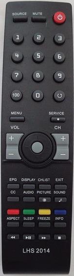 Controle Remoto Tv Aoc Lcd Led Para Cr4603 Le32w157 D32w931