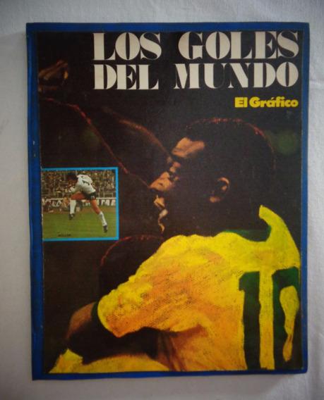 Livro Pelé Los Gol Del Mundo Futebol El Gráfico*