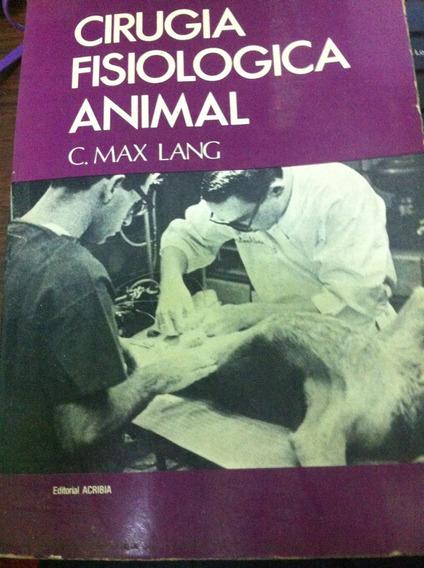 Cirurgia Fisiologica Animal