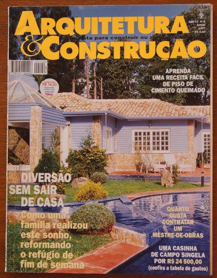Revista Arquitetura & Construção Junho/1997