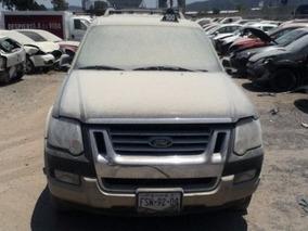 Ford Explorer Eddie V8 Partes, Refacciones, Piezas, Yonke