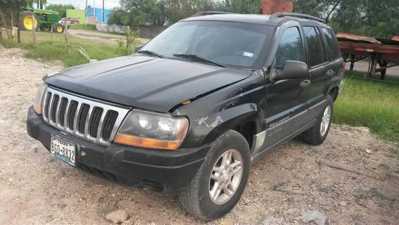 Jeep Grand Cherokee 2003 (en Partes) 1999 - 2004 Motor 4.0
