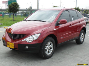 Ssangyong Actyon Sports Mt 2000cc Td 2 Ab