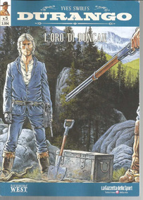 Durango 05 - La Gazzetta 5 - Bonellihq Cx71 G19