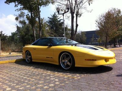 Pontiac Transam Super Equipado/impecable/conocedores