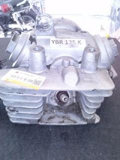 Cabeçote Completo Yamaha Ybr 125cc 00 A 05, Original