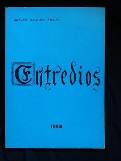 Entredios - Arturo Alcayaga Vicuña - 6 Reproducciones Óleos.