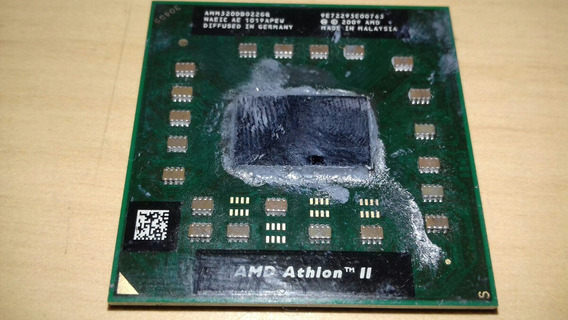 Processador Notebook Amd Athon 2 M320 2.1 Ghz Amm320db022gq