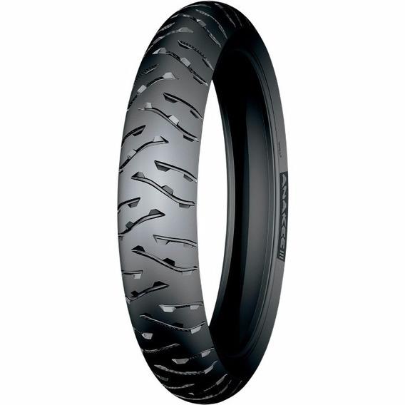 Pneu Dianteiro Michelin 90/90-21 Anakee 3 Xt660 Xt600 Bmw