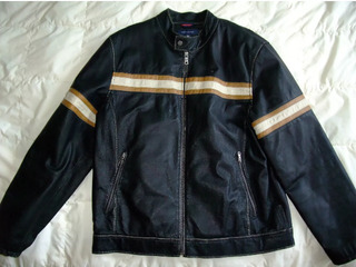 Tommy Hilfiger Tipo Biker Jacket Chamarra Motociclista