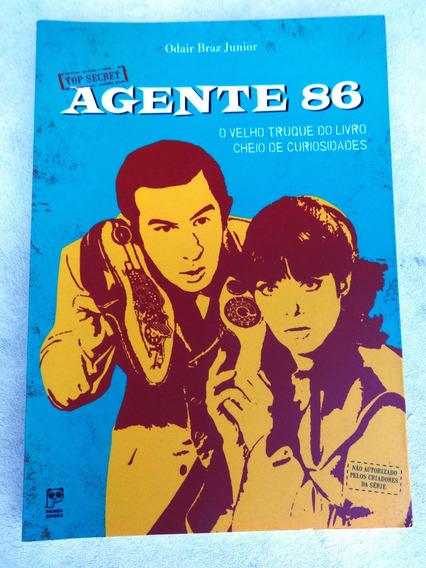 Livro: Agente 86 - Maxwell Smart - Livro De Curiosidades