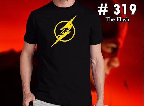 Remeras De Comics Flash  #319 Dc Comics