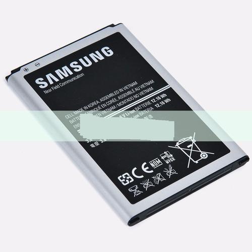 Bateria 3200mah Original Samsung Galaxy Note 3 N900t