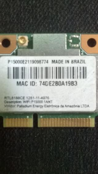 Placa De Rede Wireless Toshiba Rtl8188ce