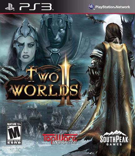 Two World 2 Ps3 Nuevo Sellado