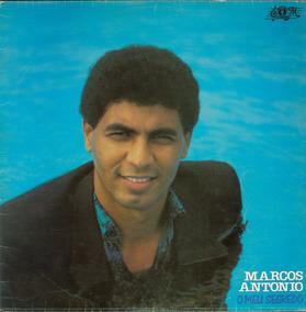 Lp Marcos Antonio - O Meu Segredo
