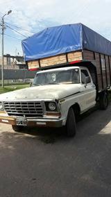 Urgent Vendo O Perm Ford F100 Caja Mudancera Mod 80 Con Gnc