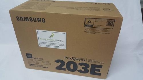 Nuevo Toner Samsung Original 203e  M3820 / M4020
