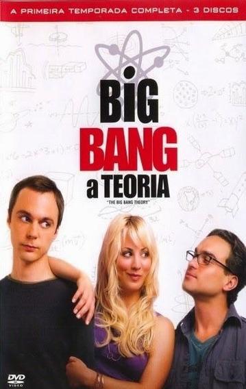 The Big Bang A Teoria - Primeira Temporada (usado)