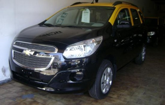 Chevrolet Spin Ok Taxi S/c Lic.--anticipo $ 990 Y Cuotas--
