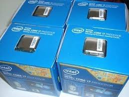 Processador Core I7 Lga 2011 Intel Bx80633i74960x I7-4960x