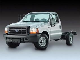 Sucata Ford F-350 4x2 3.9 Diesel Cummins Peças Motor Lataria