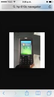 Hp 610c Navegador Windows Mobilemobile
