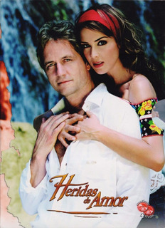 Heridas De Amor Jacqueline Bracamontes Telenovela Dvd
