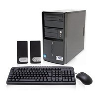 Computador Ntc Intel Core I5 4460 4gb Hd 500gb, Dvd, Asus 80