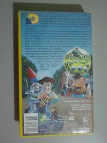 Fita Vhs Toy Story - Dublado