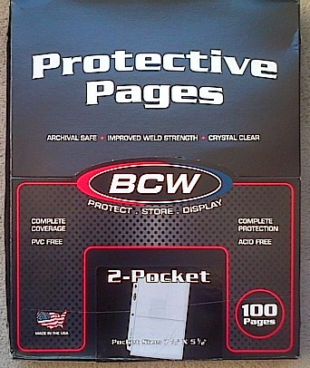 Protectores Sobre 1er Dia 18x14 Cm - Filatelia Y Numismática